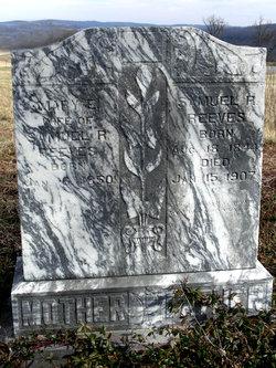 Mary Elizabeth <I>Kennan</I> Reeves