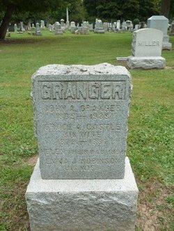 """John Albert """"Jack"""" Granger, Jr"""
