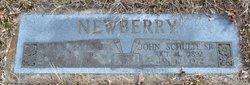 John Schulte Newberry, Sr