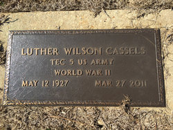 Luther Wilson Cassels