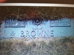 "Sidney William ""Brownie"" Browne"