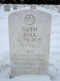 Ruth Sall DePrisco