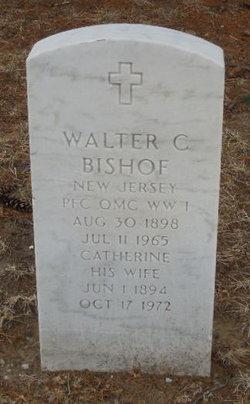 Walter C Bishof