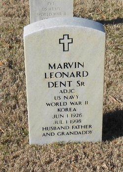 Marvin Leonard Dent, Sr