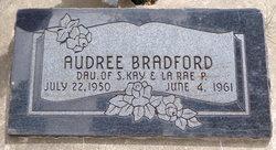 Audree Bradford