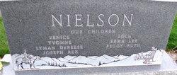 Ida <I>Palmer</I> Nielson