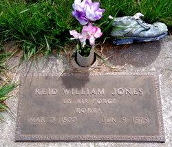Reid William Jones