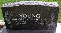 Harold Francis Young