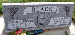 Anthon Edson Black