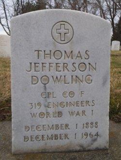 Thomas Jefferson Dowling