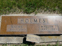 Mayme Holmes