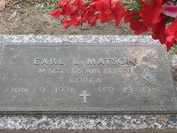Earl Lee Matson