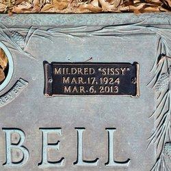 """Mildred """"Sissy"""" <I>King</I> Campbell"""