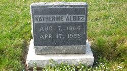 Katherine C <I>Kessler</I> Albiez