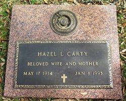 Hazel <I>Lea</I> Carty Holliday