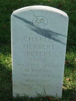 Charles Herbert Beyers