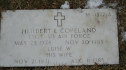 Herbert L Copeland