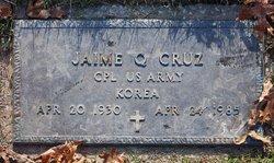 Jaime Q Cruz
