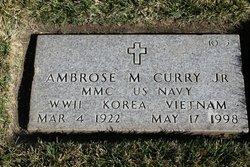Ambrose Martin Curry, Jr