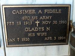 Gladys N Fidele