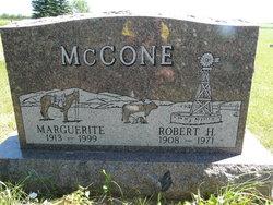 Marguarite <I>Bagnell</I> McCone