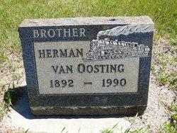 """Harm """"Herman"""" Van Oosting"""