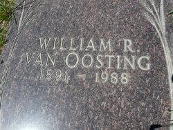 """Willem Reinder """"William"""" Van Oosting"""
