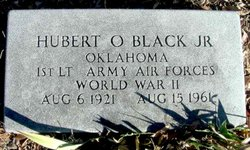 Hubert Oscar Black, Jr