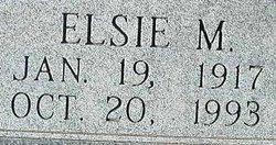 Elsie Mae <I>Blackburn</I> Parker