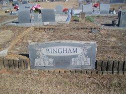 Cansie E. Bingham