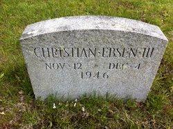 Christian Ludolff Ebsen III