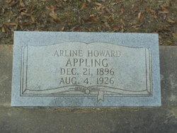 Arline Alice <I>Howard</I> Appling