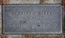 Charles E Berry