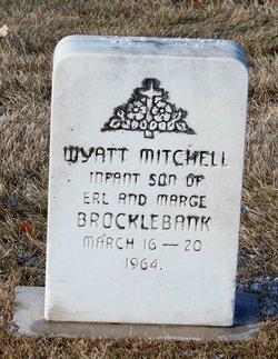 Wyatt Mitchell Brocklebank