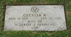 Cecelia R Derhaag
