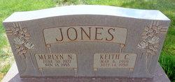 Merlyn Kay <I>Nielson</I> Jones