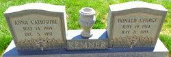 "Donald George ""Don"" Kemner"