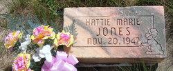 Hattie Marie Jones
