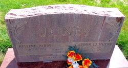 """Cardon La Moyne """"Rusty"""" Jones"""
