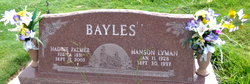 Hanson Lyman Bayles