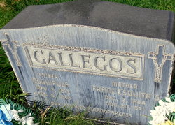 Frances Sisneros <I>Sisneros</I> Gallegos