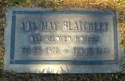 Ada May <I>Noxon</I> Blatchley