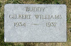 "Gilbert Emerson ""Buddy"" Williams"
