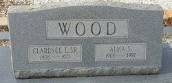 Alma Ellen <I>Smith</I> Wood