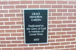 Grace Lutheran Memorial Garden