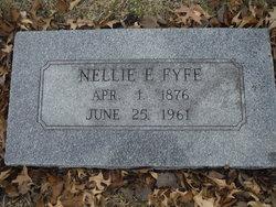 Nellie E. <I>Scott</I> Fyfe