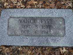 Vance Fyfe