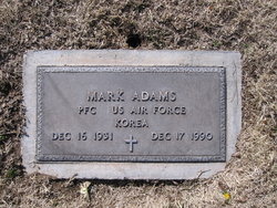 "Marcus ""Mark"" Adams, Jr"