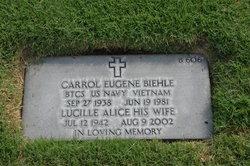 Carrol Eugene Biehle