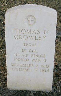 Thomas Ney Crowley